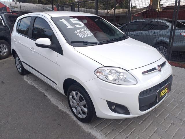 Fiat palio 1.4 unico dono periciado - Foto 8