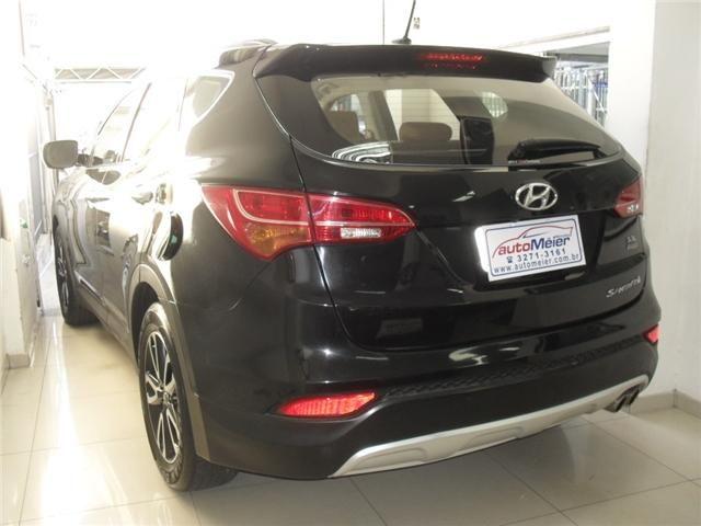 Hyundai Santa fe 3.3 mpfi 4x4 v6 270cv gasolina 4p automático - Foto 4