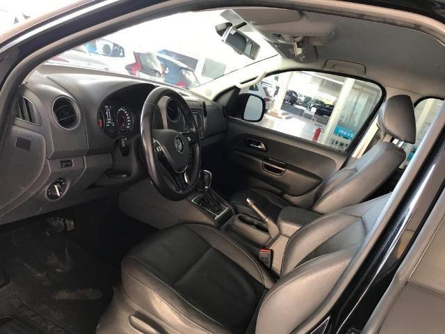 VW - Amarok CD 2.0 4x4 Highline 2016 - Foto 10