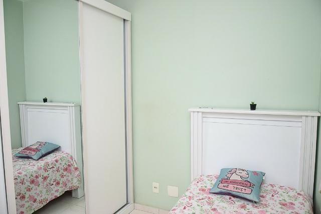 Liber J Apartamento térreo com garden, 2 quartos Liber Residencial Clube Belford Roxo RJ - Foto 4