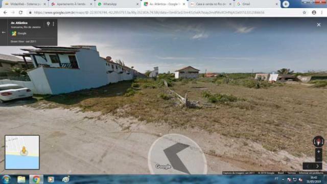 Terreno à venda em Praia seca, Araruama cod:TCFR00027
