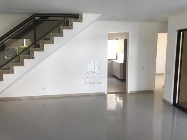 Casa em condomínio com 4 suítes e escritório - Foto 7
