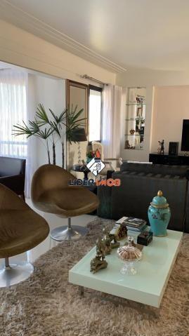 Líder imob - apartamento residencial para venda, ponto central, feira de santana, 4 dormit