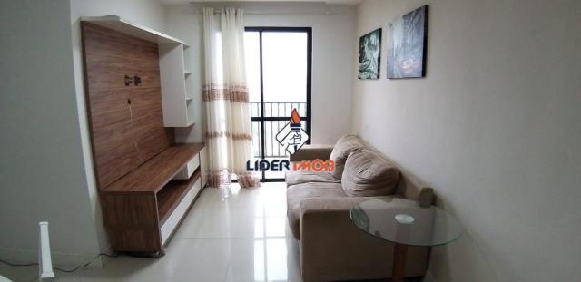 Apartamento Residencial Mobiliado para Locação no Muchila, em Feira de Santana com Área To - Foto 7
