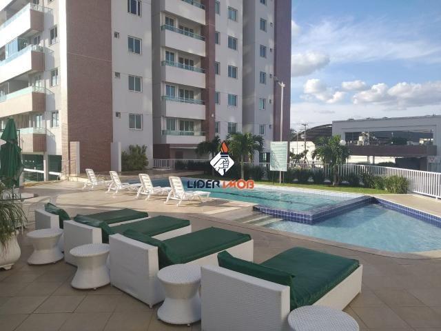 Líder imob - apartamento para venda, brasília, feira de santana, 3 dormitórios sendo 1 suí