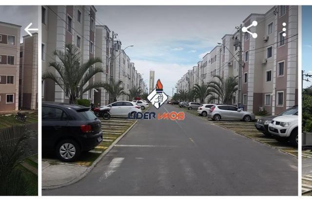 Apartamento 2 quartos, residencial para venda, no 35º bi, em feira de santana com 48,00 m²