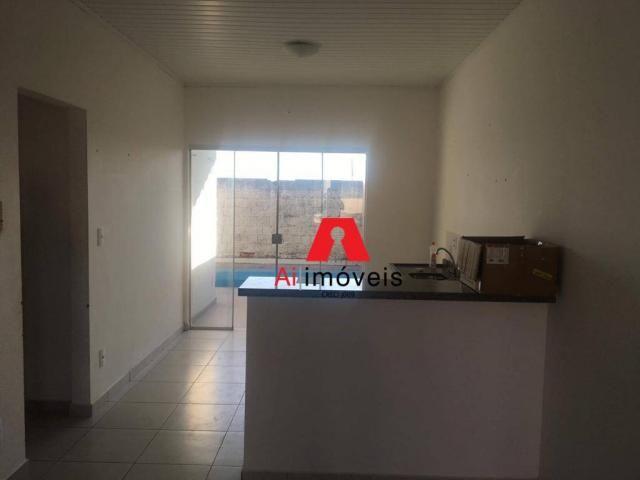 Casa com 3 dormitórios à venda, 72 m² por r$ 320.000 - parque dos sabiás - rio branco/ac - Foto 4