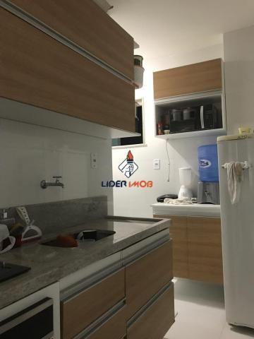 LÍDER IMOB - Apartamento residencial para Venda, Vila Olímpia, Feira de Santana, 2 dormitó - Foto 13