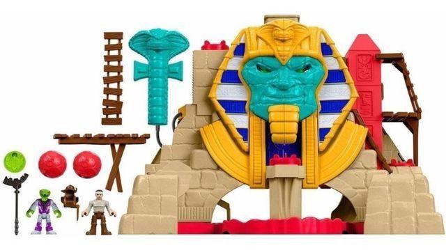 Imaginext pirâmide da serpente - Foto 2