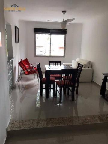Apartamento com 1 dormitório à venda, 55 m² por R$ 550.000 - Moema - São Paulo/SP - Foto 3