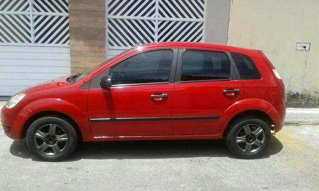 Vendo carro Fiesta