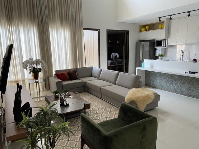 Casa Nova de Luxo! Vicente Pires Rua 05 - lote de 400 mts - Foto 5