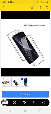 Capa 360° para celular S 20 Plus - Foto 3