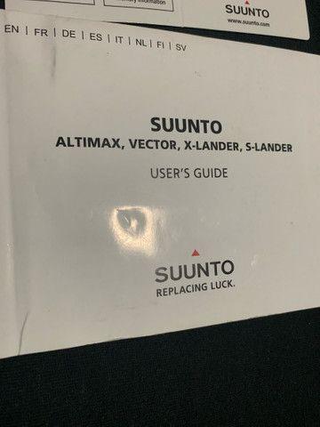 Manual Suunto Vector Altimax ou Lander - Foto 4