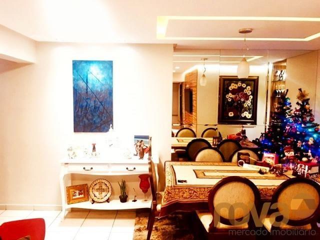 Apartamento à venda com 3 dormitórios em Parque amazônia, Goiânia cod:NOV235844 - Foto 17