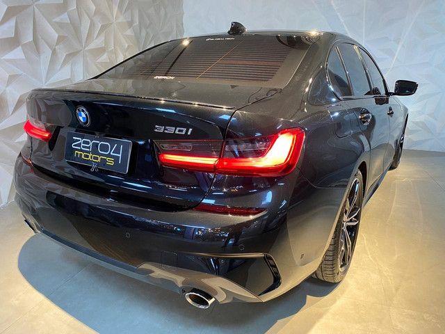 BMW 330 M SPORT BLINDADA, 2020, apenas 10.000 Km, igual á zero Km - Foto 12