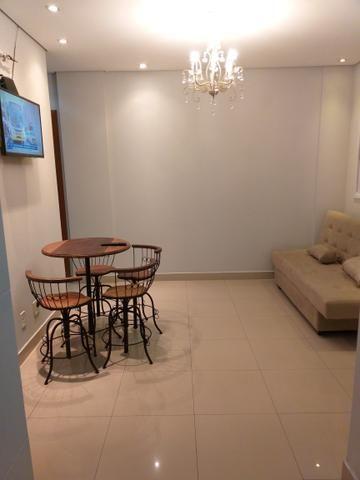 Apartamento mobiliado de TEMPORADA novinho bem localizado - Foto 14
