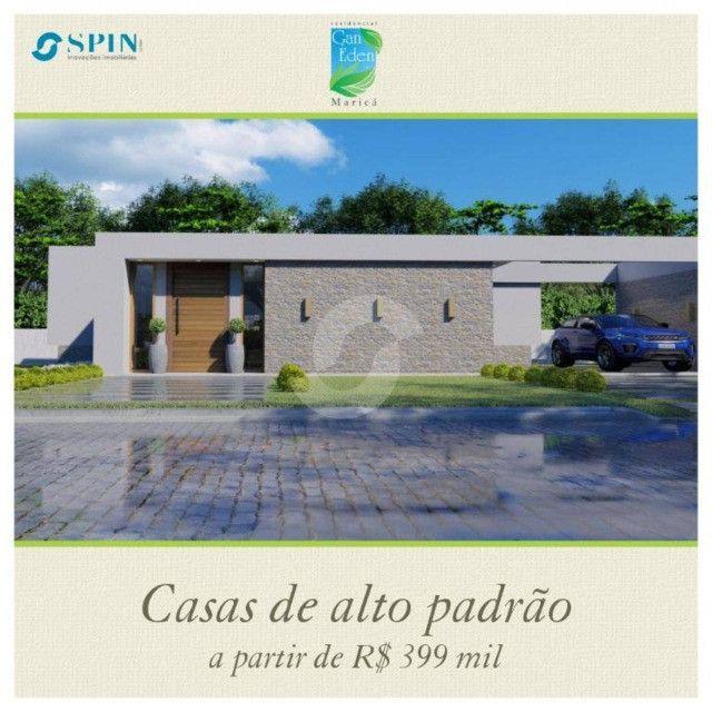 Casa com 3 suítes dentro de condomínio em Maricá - Lançamento! - Foto 4