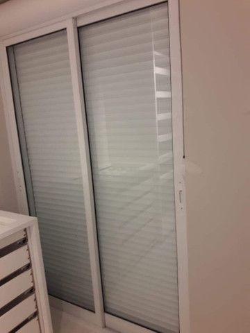 Portas e Janelas integradas de alumínio  - Foto 4