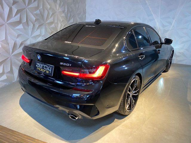 BMW 330 M SPORT BLINDADA, 2020, apenas 10.000 Km, igual á zero Km - Foto 15
