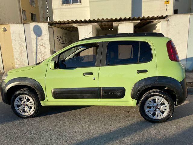 Vendo Uno Way 1.4 2012 valor: 22.300 - Foto 2
