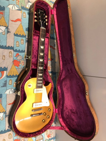 Gibson Les Paul Custom VOS 56