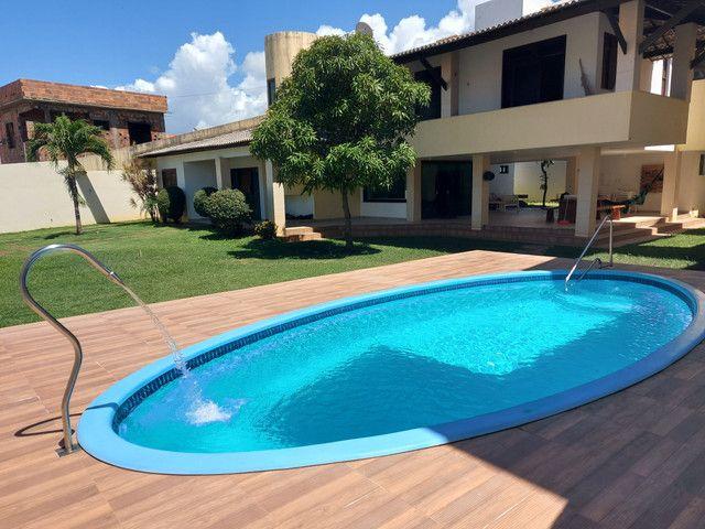 Alugo casa com piscina, excelente localização, 800 mts da praia Atalaia - Foto 16