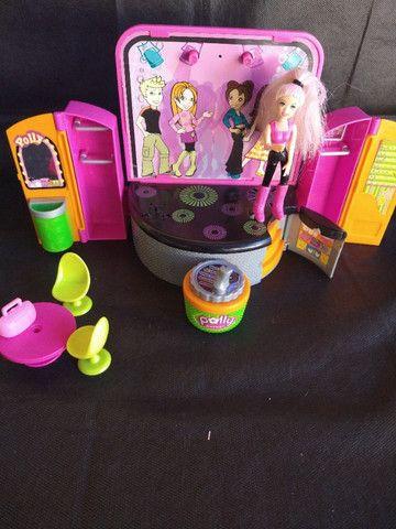 Kits boneca Polly e Barbie - Foto 4