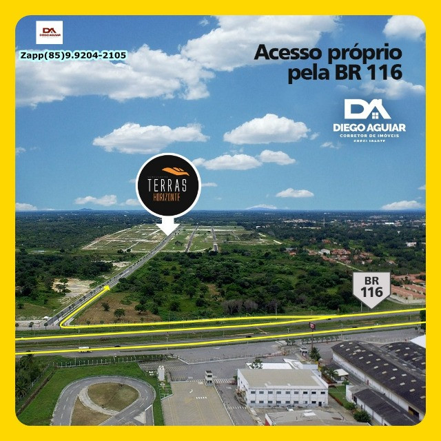Loteamento Terras Horizonte $@#$ - Foto 4