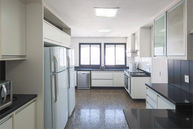 Apartamento para alugar com 4 dormitórios em Alto da boa vista, São paulo cod:REO385560 - Foto 11