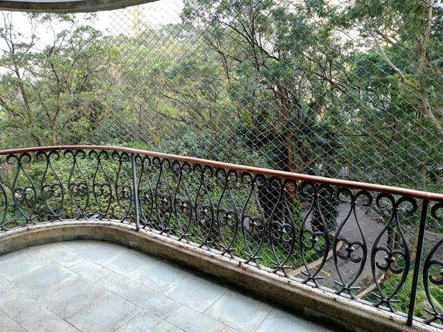 Apartamento para alugar com 4 dormitórios em Alto da boa vista, São paulo cod:REO22610 - Foto 4