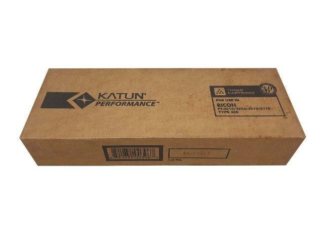 Toner Katun Compatível com Ricoh FT3013 / 019957 TYPE320