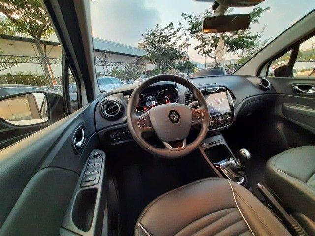 Renault Captur Life 1.6 16v CVT - Couro + Mídia - Apenas 10.000 km! - Foto 6