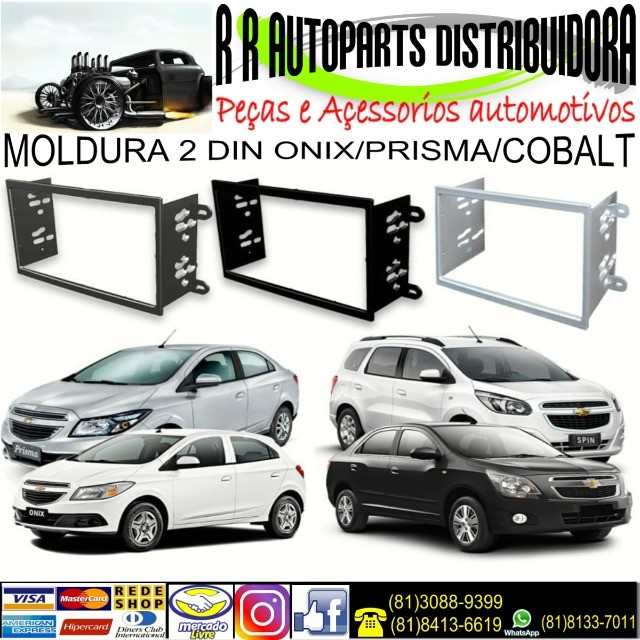 Moldura 2  din onix/spin/prisma/cobalt - Foto 3