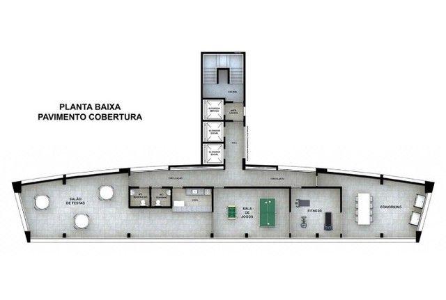 MD | Lançamento na Ilha do Retiro com 3 Quartos sendo 1 suite | Edf.Varandas da Ilha  - Foto 12