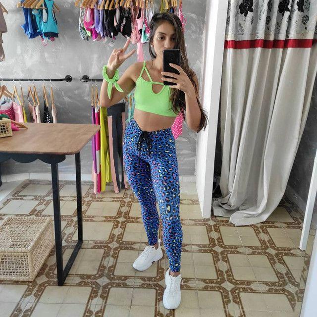 Roupas Fitness - Foto 3