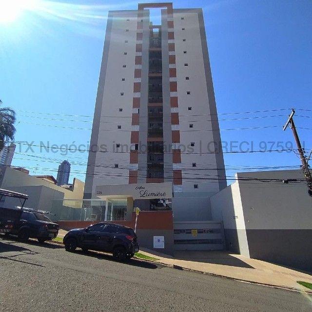 Apartamento à venda, 2 quartos, 1 suíte, 2 vagas, Centro - Campo Grande/MS - Foto 2