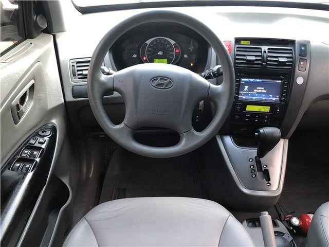 Hyundai Tucson GLS 2.0 2015 automático  - Foto 6