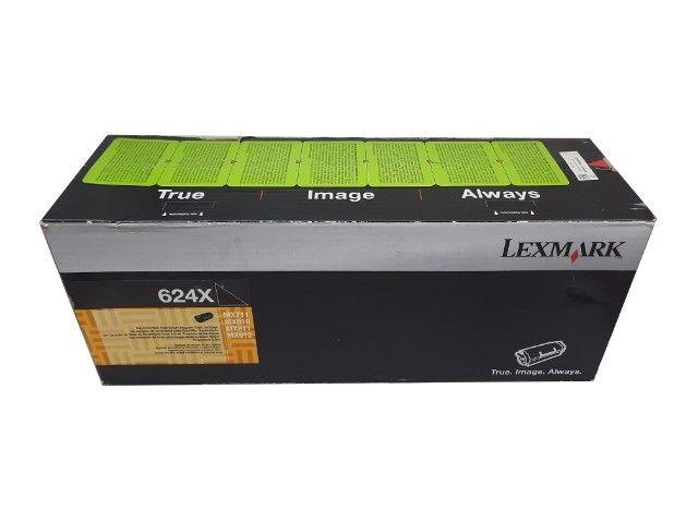 Toner Lexmark 624X / 62D4X00 Original Novo