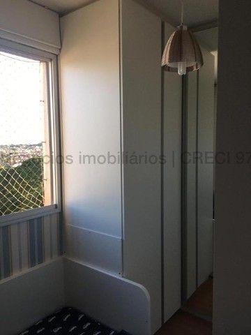 Apartamento à venda, 1 quarto, 1 suíte, Carandá Bosque - Campo Grande/MS - Foto 13