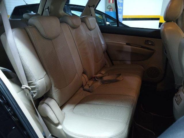 Carens 2011/2012 2.0 EX 16V Gasolina 4P 7 Lugares Automático - Foto 11