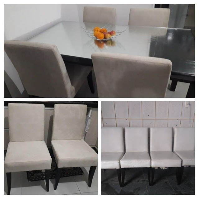 Reforma em cadeiras  - Foto 6