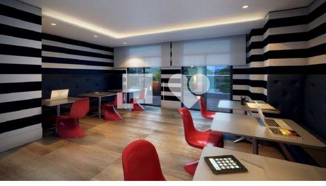 Apartamento para alugar com 1 dormitórios em Jardim do salso, Porto alegre cod:REO420845 - Foto 2