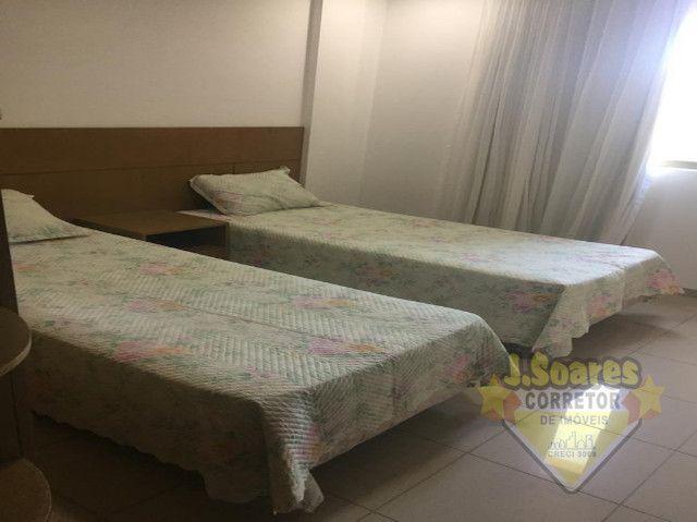 Ponta de Campina, Mobiliado, 4 suítes, 206m², R$ 5000 C/Cond, Aluguel,Apartamento,Cabedelo - Foto 9