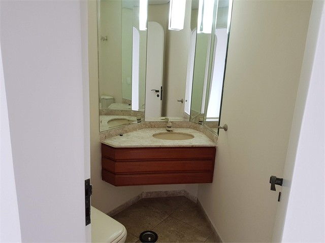 Apartamento para alugar com 4 dormitórios em Santo amaro, São paulo cod:REO30543 - Foto 8