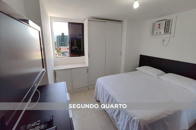 Apartamento com 2 dormitórios à venda, 65 m² por R$ 320.000,00 - Cabo Branco - João Pessoa - Foto 8