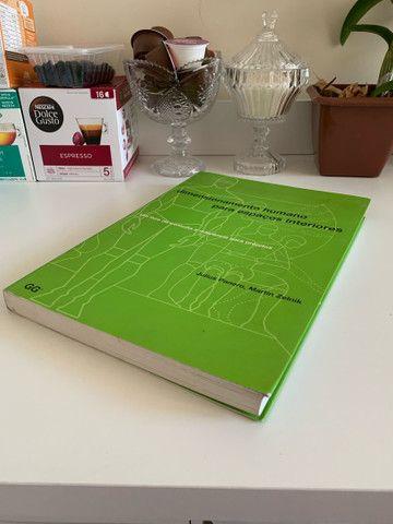 Livro Dimensionamento Humano para Espaços Interiores - Foto 2