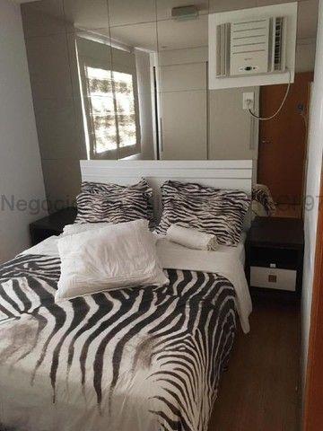 Apartamento à venda, 1 quarto, 1 suíte, Carandá Bosque - Campo Grande/MS - Foto 16