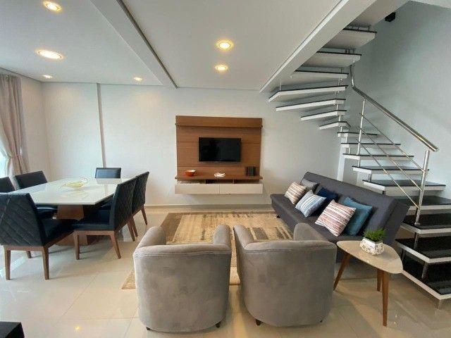 Apartamento Duplex Mobiliado - Alto Padrão - Centro - Foto 3