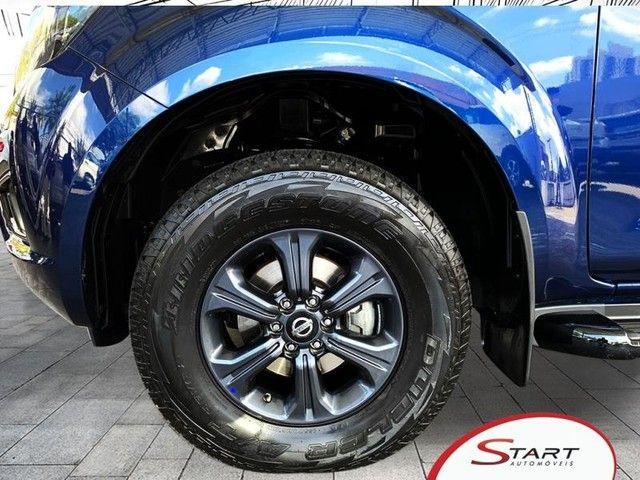 Nissan Frontier 2.3 16v Turbo Diesel Attack Cd 4x4 Automático 2021 - Foto 5